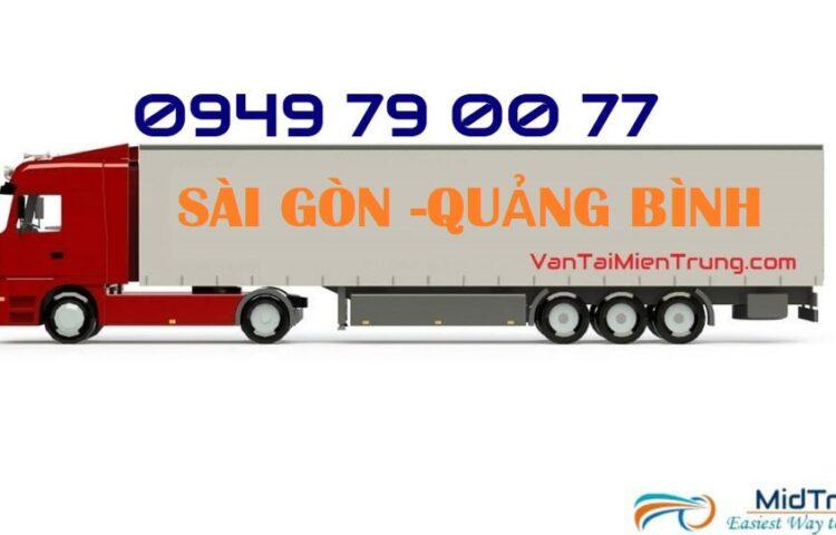 Bảng giá cước vận chuyển hàng đi Quảng Bình từ Tp. Hồ Chí Minh