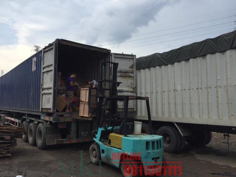 Bảng giá cước vận chuyển hàng TpHCM đi Bình Định