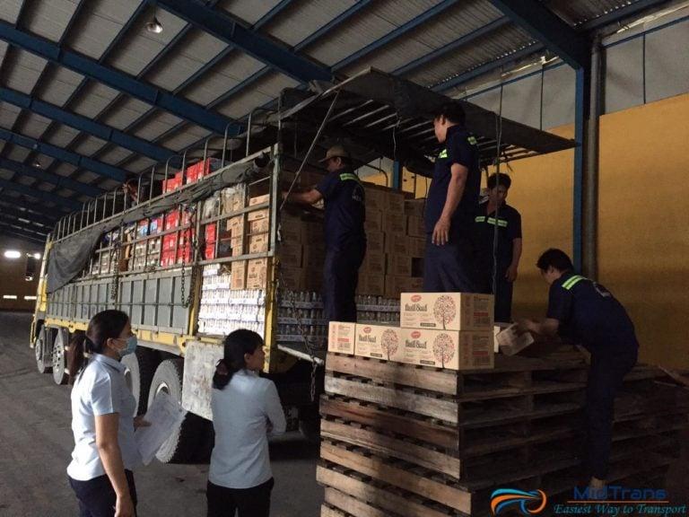 Dịch vụ gửi hàng từ Bình Dương ra Hà Nội