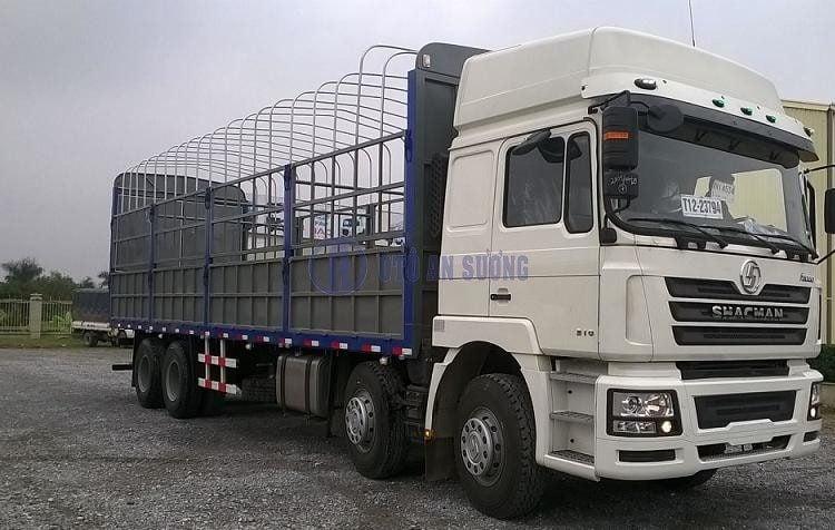 Thuê xe tải 20 tấn vận chuyển hàng từ Hà Tĩnh vào Sài Gòn