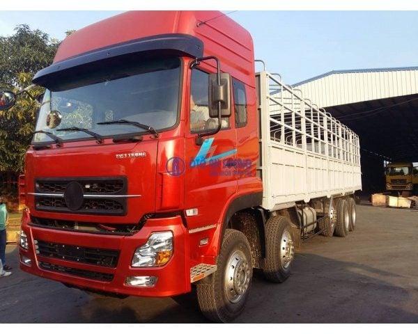Xe 20 tấn vận chuyển hàng Đà Nẵng vào TP.HCM