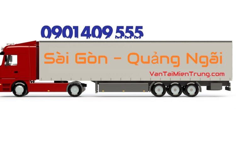 Bảng giá cước vận chuyển hàng TpHCM đi Quảng Ngãi