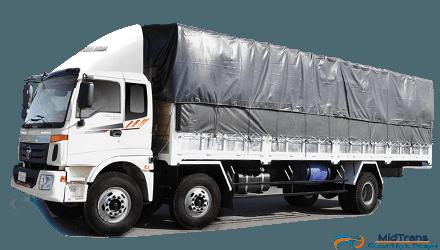 Dịch vụ cho thuê xe 10 tấn từ Hà Nội vào Sài Gòn