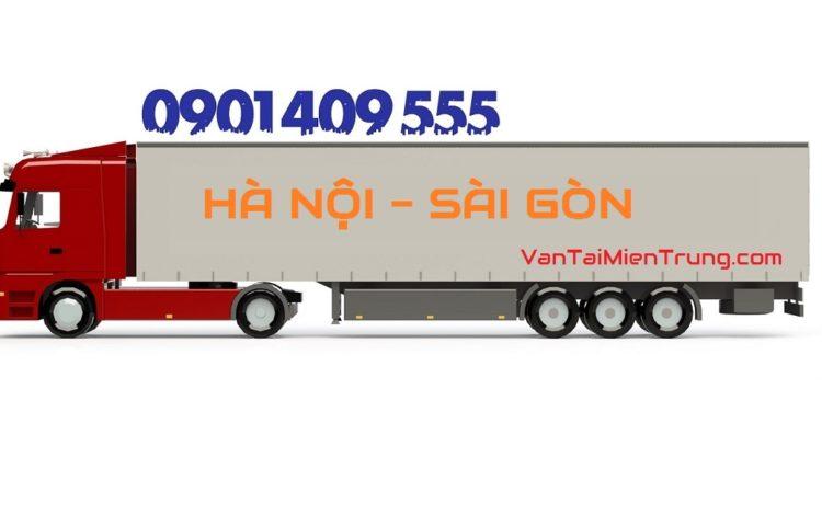 Vận chuyển hàng từ Hà Nội vào Sài Gòn