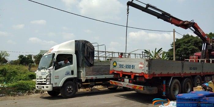 Vận Tải Miền Trung vận chuyển hàng đi Bình Thuận nhanh gọn an toàn