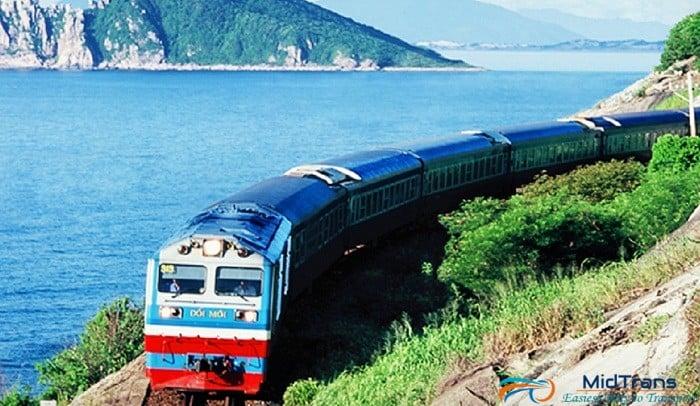 Vận chuyển hàng bằng đường sắt như thế nào?