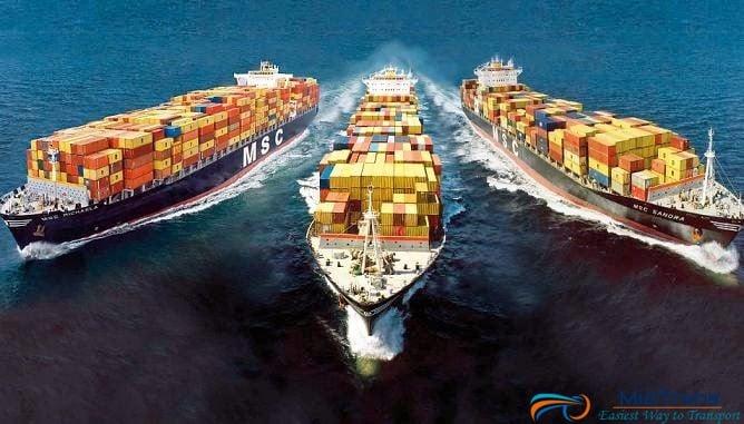 Dịch vụ vận chuyển hàng hóa bằng đường thủy nội địa