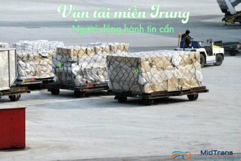 giới thiệu vận tải miền Trung