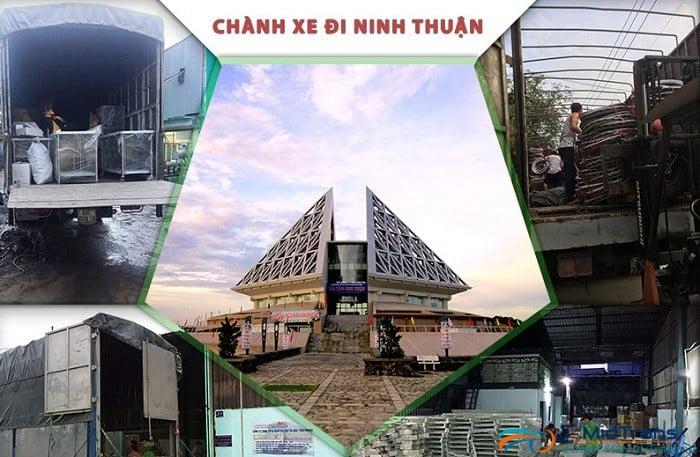 Gửi hàng đi Ninh Thuận và những điều bạn cần biết trước khi gửi!