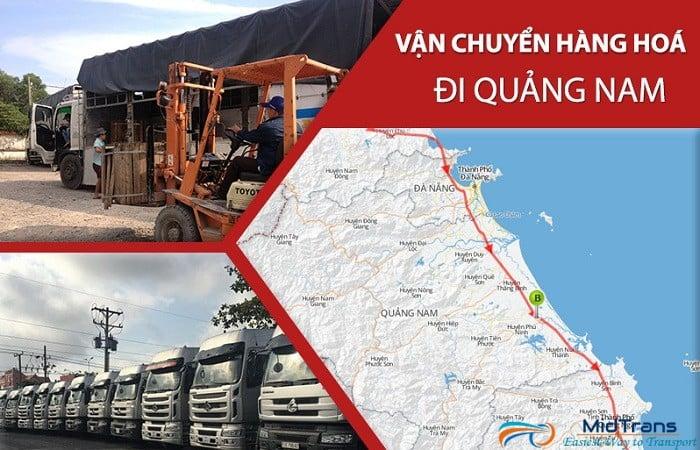Cách vận chuyển và chi phí gửi hàng đi Quảng Nam