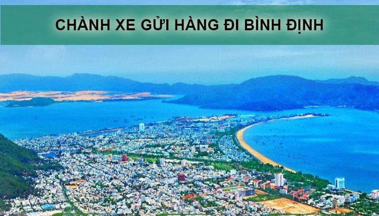 Gửi hàng đi Bình Định an toàn 100% với Vận tải Miền Trung