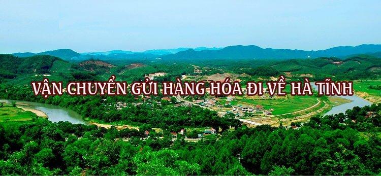 Gửi hàng HCM đi Hà Tĩnh giá rẻ