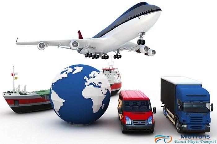 Công ty vận tải Container Midtrans