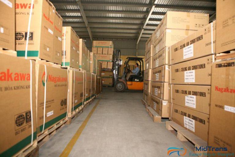 Cách bảo quản hàng hóa khi vận chuyển đường dài