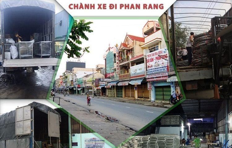 Dịch vụ vận chuyển hàng đi Phan Rang giá rẻ tại MidTrans