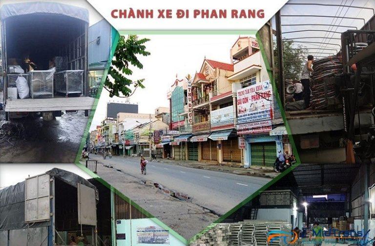 Dịch vụ gửi hàng đi Ninh Thuận