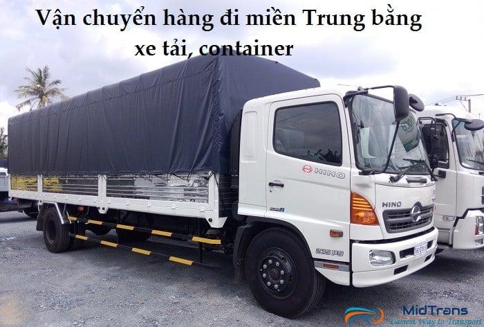 Ưu điểm nổi bật của dịch vụ vận chuyển hàng hóa bằng xe tải