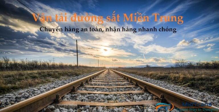vụ vận tải đường sắt miền Trung