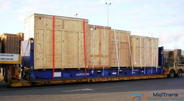 Dịch vụ vận chuyển hàng siêu trường siêu trọng uy tín