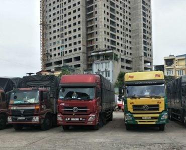 Giá cước xe vận chuyển từ Hà Nội/Miền Trung vào TP.HCM
