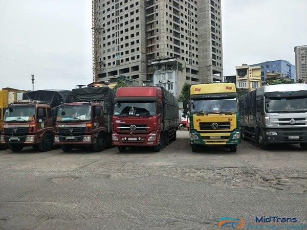 Dịch vụ cho thuê xe tải Sài Gòn đi Đà Nẵng và ngược lại Xe-hang-mien-trung