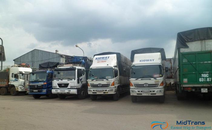 vận chuyển từ Miền Trung và HCM