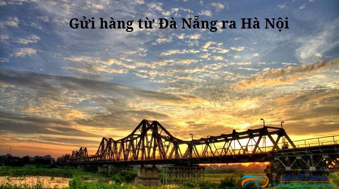 Dịch vụ chuyển hàng từ Đà Nẵng ra Hà Nội tại Vận Tải Miền Trung