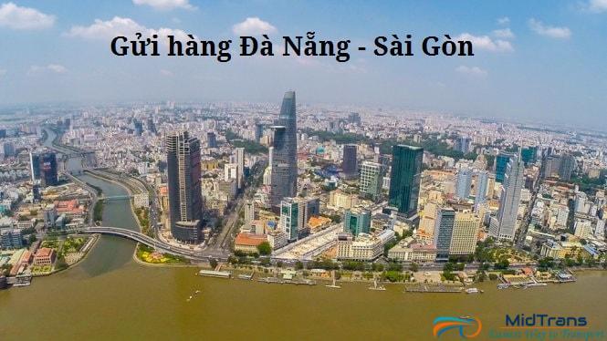 Dịch vụ gửi hàng từ Đà Nẵng vào Sài Gòn nhanh gọn rẻ