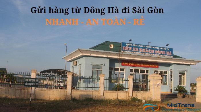 Gửi hàng từ Đông Hà đi Sài Gòn uy tín nhanh gọn