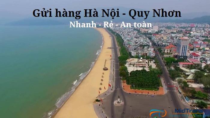 Dịch vụ gửi hàng từ Hà Nội vào Quy Nhơn – Thuận lợi và khó khăn