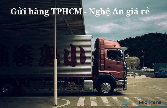 Gửi hàng từ Nghệ An vào Sài Gòn nhanh gọn và uy tín