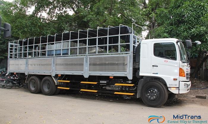 xe tải gởi hàng đi tỉnh