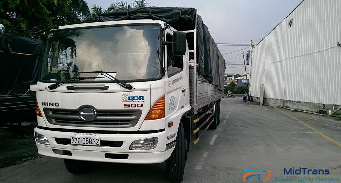 Chành xe gửi hàng HCM đi Quảng Ninh
