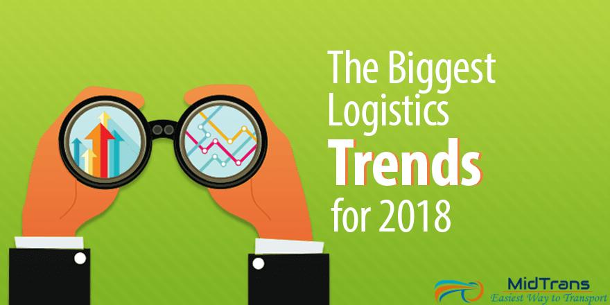 Các xu hướng chính của thị trường Logistics thế giới từ năm 2019