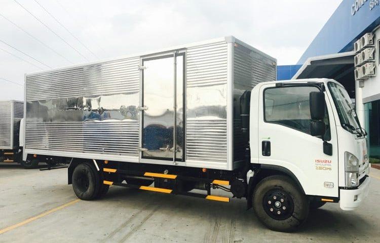 Cho thuê xe tải 5 tấn TPHCM