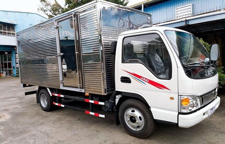 Cho thuê xe tải 2 tấn TPHCM giá rẻ