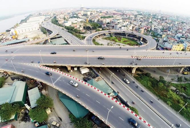 Cơ sở hạ tầng giao thông đường bộ Việt Nam 2018