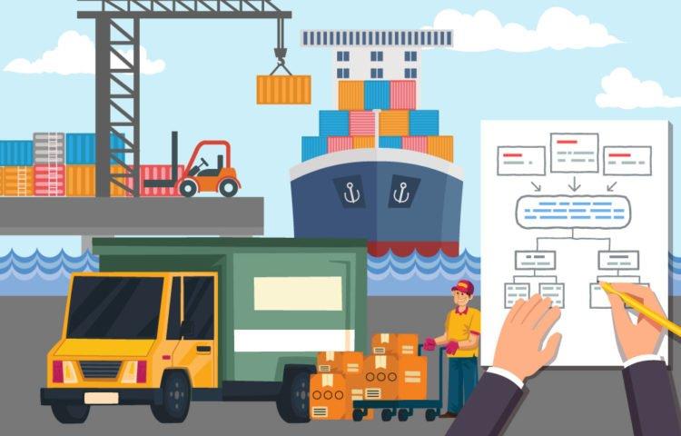 Thành lập công ty Logistics như thế nào?