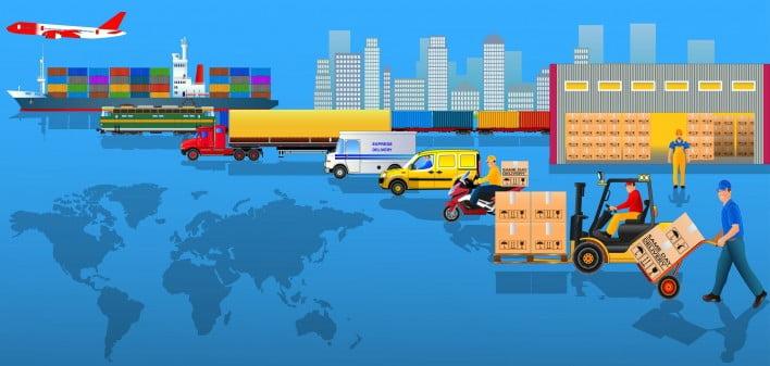 cơ sở hạ tầng logistics