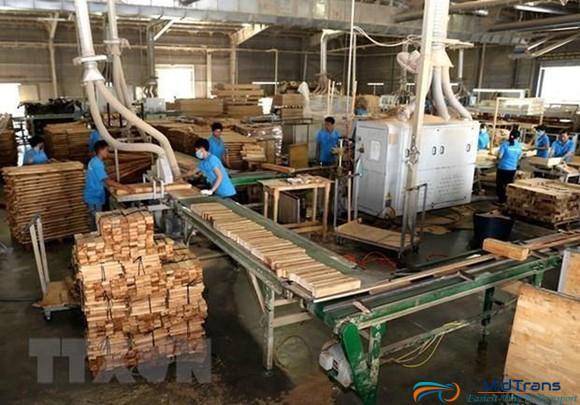 Xu hướng Logistics trong sản xuất, chế biến gỗ