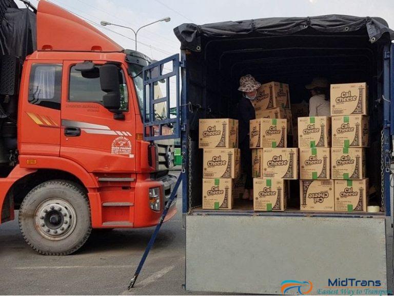 Chành xe vận chuyển hàng đi Kỳ Anh, Hồng Lĩnh