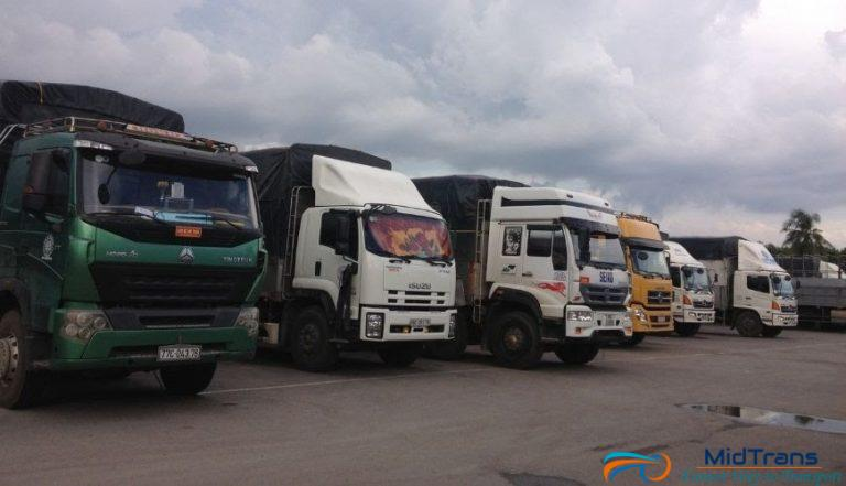 Thuê nguyên xe tải vận chuyển đi Đông Hà