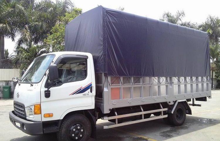 Cho thuê xe tải 3.5 tấn TPHCM