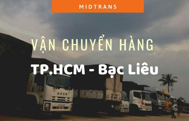 Dịch vụ vận chuyển Sài Gòn – Bạc Liêu