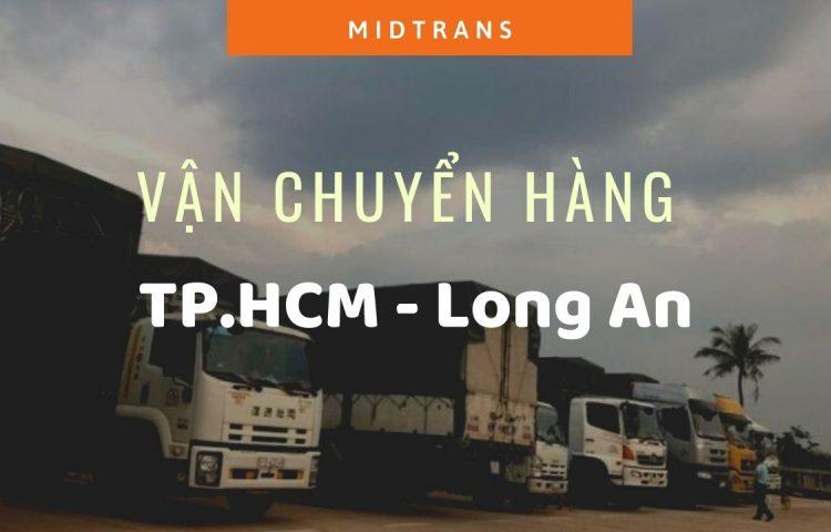 Dịch vụ vận chuyển Sài Gòn – Long An