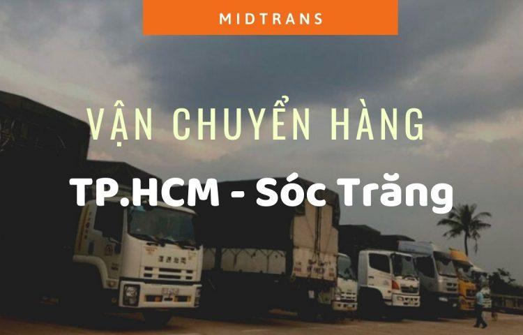 Dịch vụ vận chuyển hàng Sài Gòn – Sóc Trăng