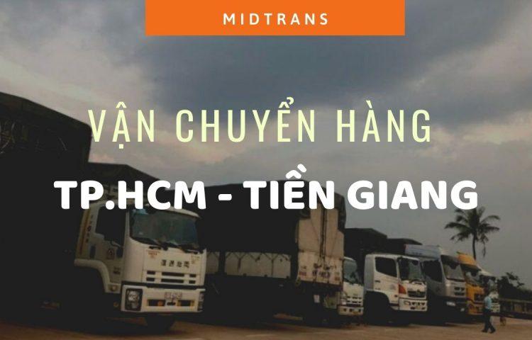 Dịch vụ vận chuyển Sài Gòn đi Tiền Giang