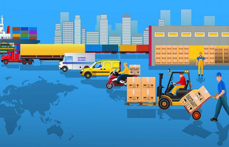 Phát triển về số lượng và loại hình dịch vụ logistics
