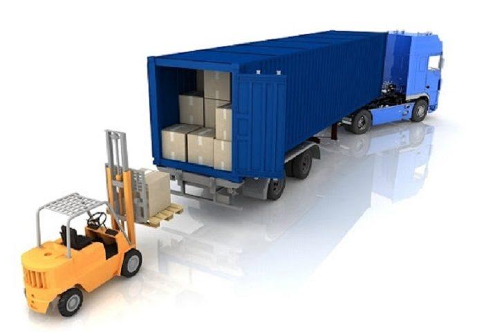 Kỹ thuật đóng hàng vào container